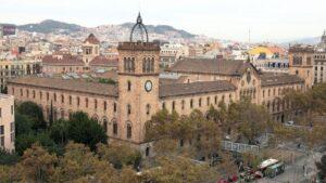 Sede histórica de la Universitat de Barcelona