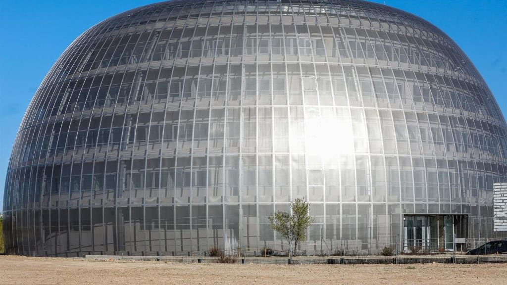 Instituto de Medicina Legal en la furura Ciudad de la Justicia en Valdebebas (Madrid)