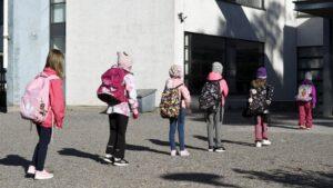 Reapertura de colegios en Finlandia