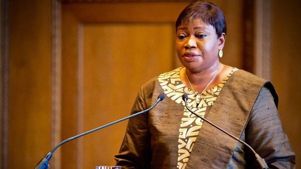 La fiscal jefe del Tribunal Penal Internacional, Fatou Bensouda