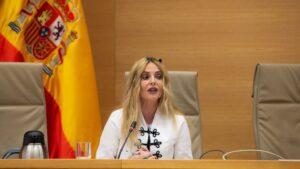 La presidenta del Observatorio contra la Violencia de Género del CGPJ, María Ángeles Carmona