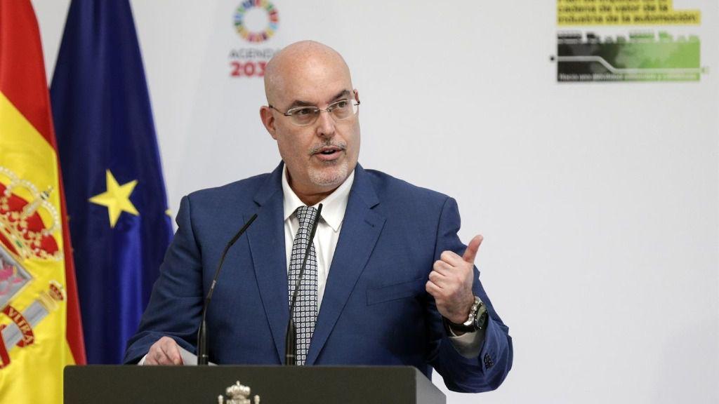 El director general de la Asociación Empresarial para el Desarrollo e Impulso del Vehículo Eléctrico, Arturo Pérez de Lucía