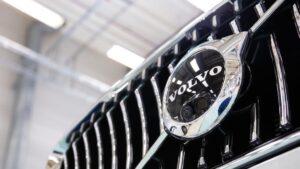 Producción del Volvo XC90