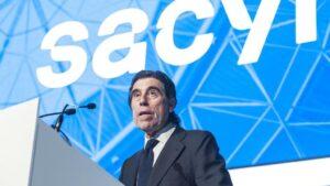 El presidente de Sacyr, Manuel Manrique