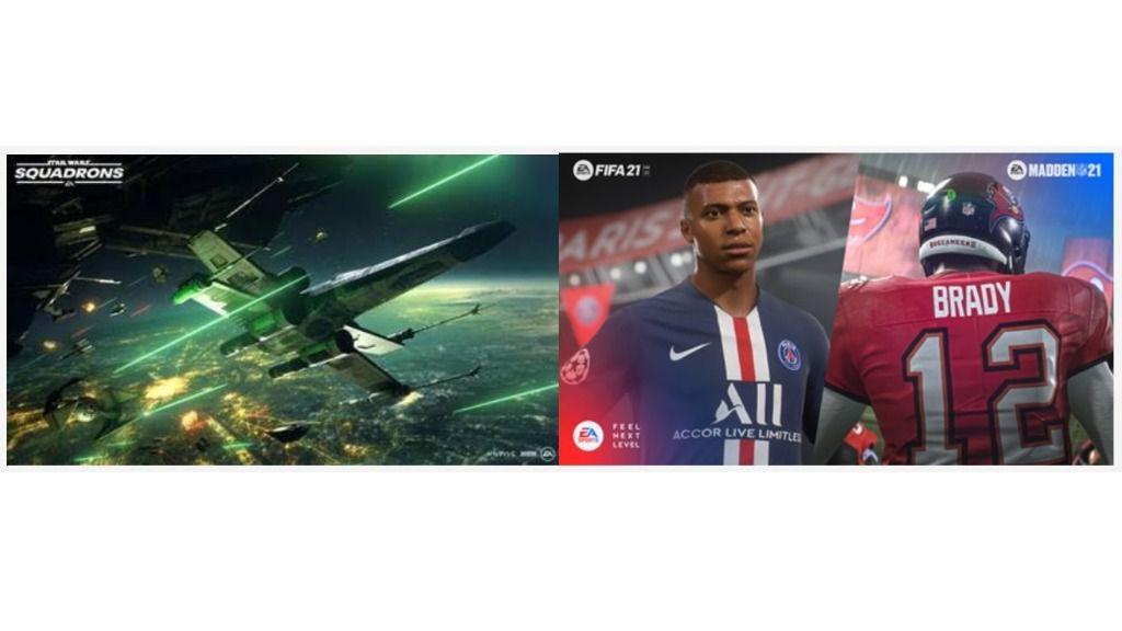 Novedades EA Play Live 2020