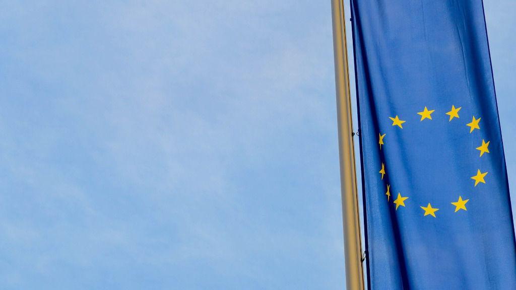Bandera Union Europea