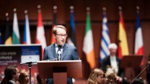 Jens Weidmann, presidente del Bundesbank