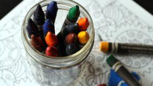 Colorear deberes educacion pintar colegio