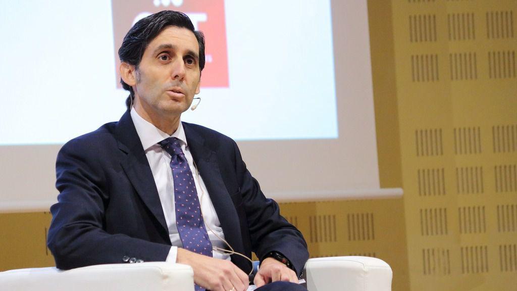 José María Álvarez-Pallete, Telefónica