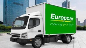 Vehículo de Europcar