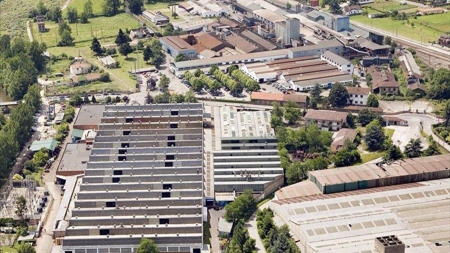 Planta Nissan Los Corrales de Buelna