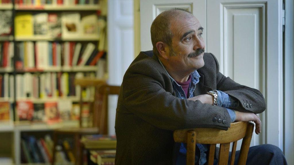 El escritor Rafael Reig