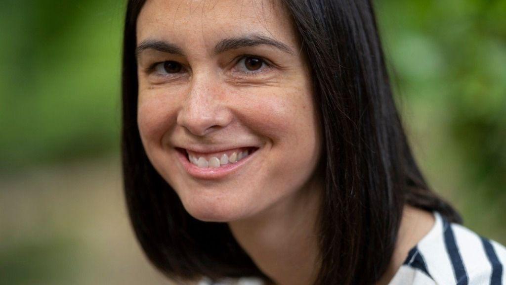La periodista y escritora Inés Martín Rodrigo