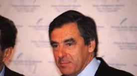 El ex primer ministro de Francia François Fillon