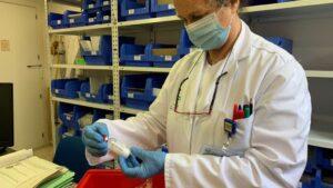 El Hospital Regional de Málaga participa en un ensayo internacional con remdesivir contra el COVID-19