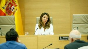 Xiana Méndez, secretaria de Estado de Comercio