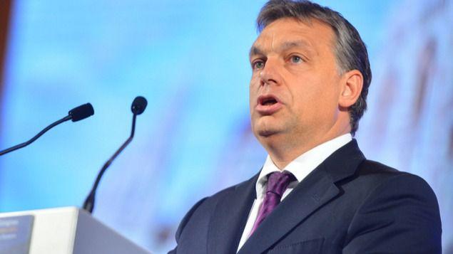 Viktor Orban, primer ministro hungaro