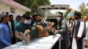 Un herido en un ataque en Lashkar Gah, en Helmad