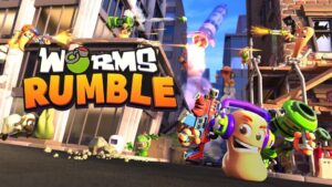 Worms Rumble.