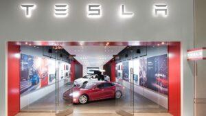 Concesionario de Tesla
