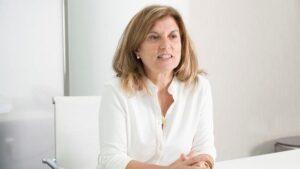 Marta Blázquez. Vicepresidenta ejecutiva de Faconauto.