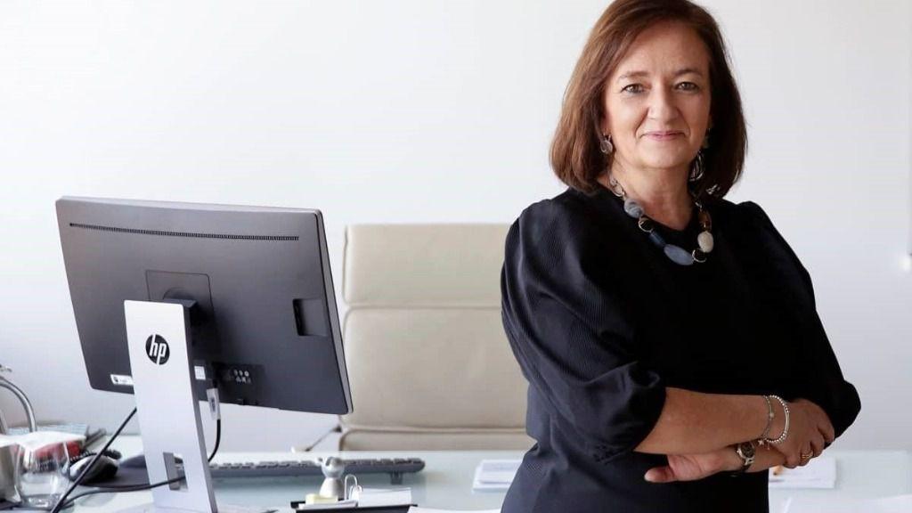 La presidenta de la Autoridad Independiente de Responsabilidad Fiscal (AIReF), Cristina Herrero