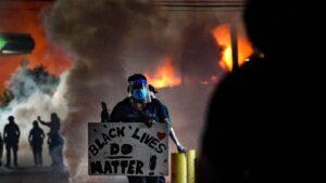 Protestas por la muerte de Rayshard Brooks en Atlanta, Georgia, Estados Unidos