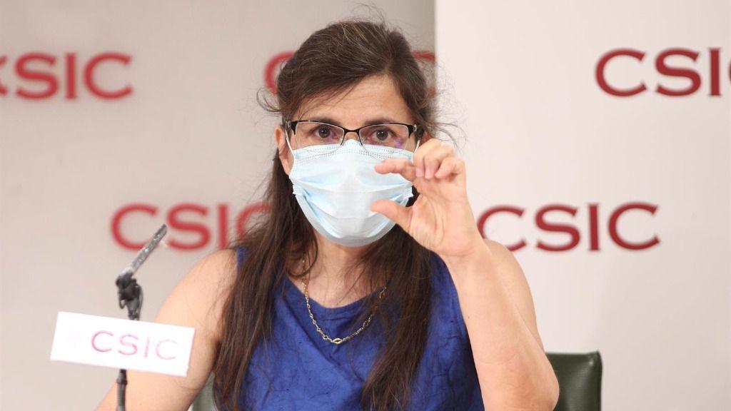 La inmunóloga y representante de los equipos investigadores, Mar Veles