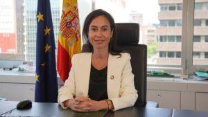 La presidenta de Adif, Isabel Pardo de Vera