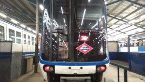 Depósito 4 de Metro.