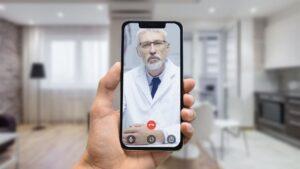 Videoconsulta médica