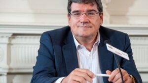 José Luis Escrivá, presidente de la Autoridad Independiente de Responsabilidad Fiscal (AireF)