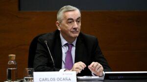 El director general de Funcas, Carlos Ocaña