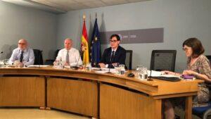 Reunión del Consejo Interterritorial del Sistema Nacional de Salud