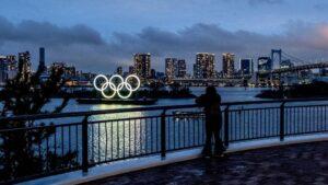 Promoción de los Juegos Olímpicos Tokio 2020