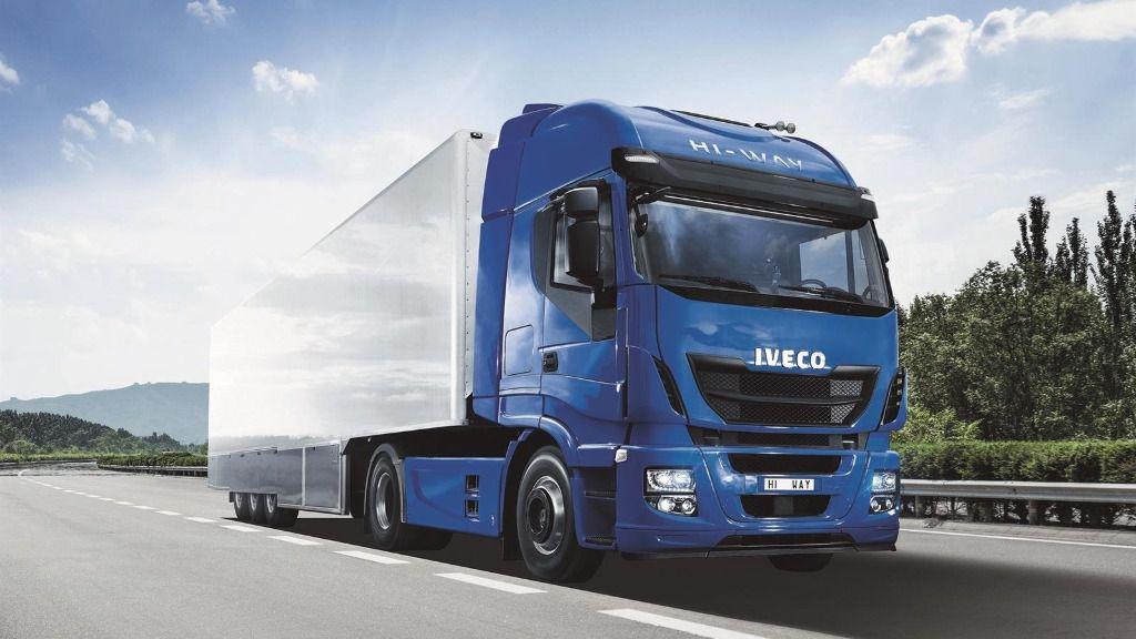 Imagen de un vehículo de Iveco