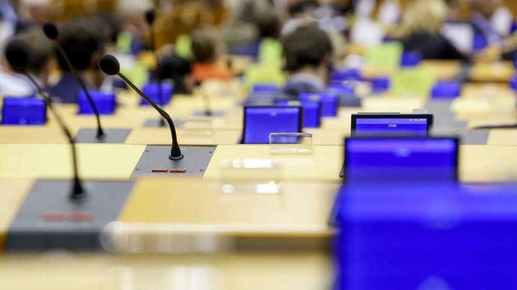 Imagen de archivo de la Eurocámara
