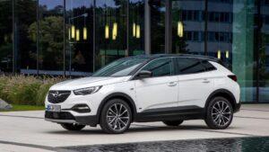 Opel Grandland X híbrido de tracción delantera