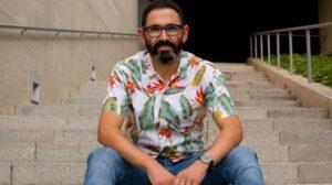 José César Perales en la Universidad de Granada