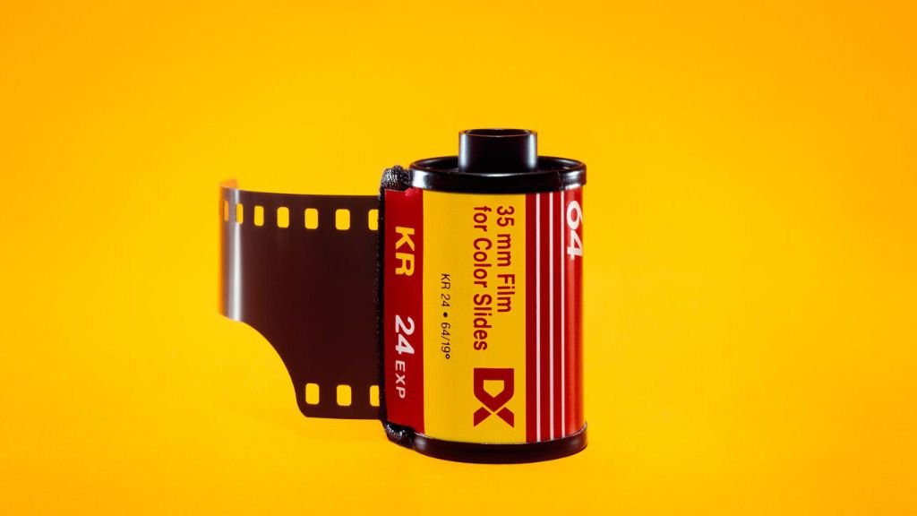 Kodak carrete