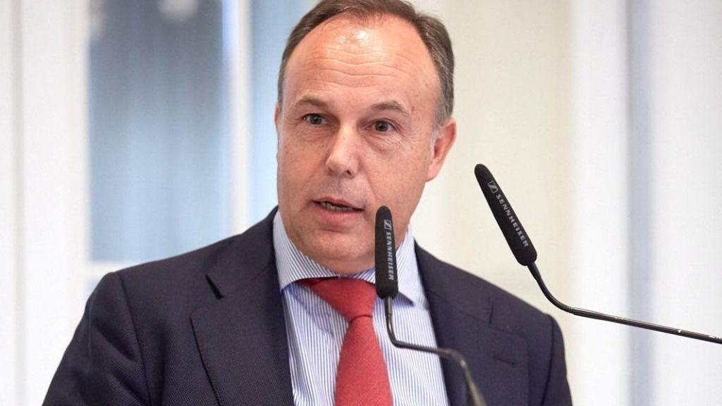El presidente de Feneval, Jose Luis Barahona
