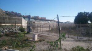 Valla de Ceuta