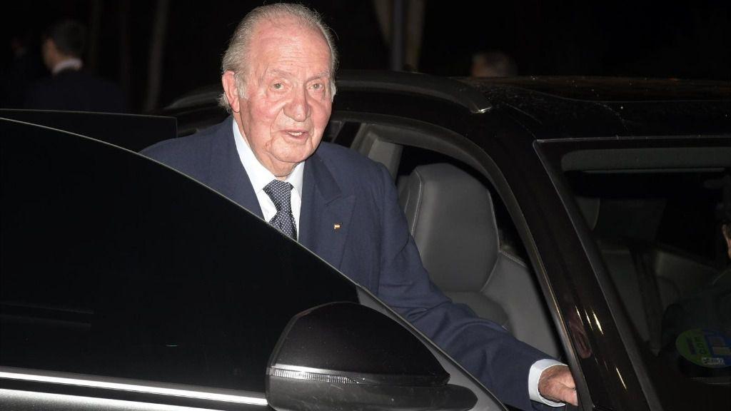 El Rey emérito, Don Juan Carlos de Borbón