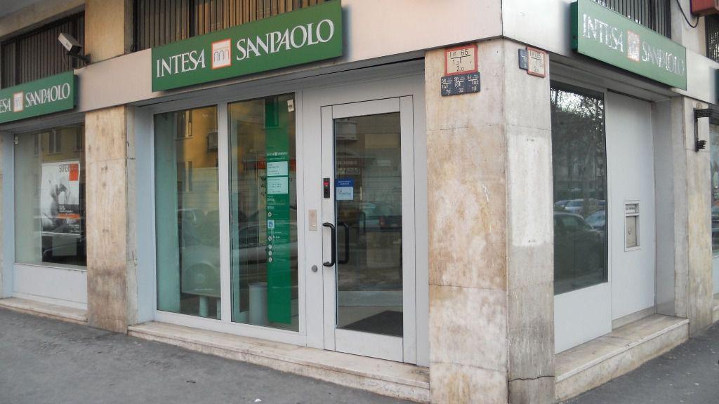 Sucursal de Intesa Sanpaolo