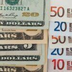 """El primer """"asalto"""" entre el dólar y el euro"""