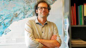 Frederic Bartumeus, biólogo y ecólogo computacional del CEAB-CSIC