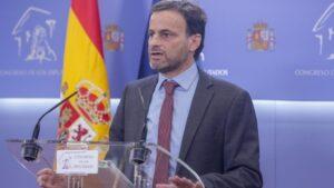 El diputado de En Comú Podem Jaume Asens