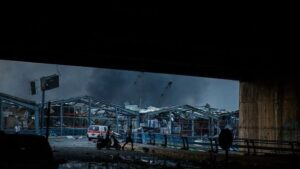 Explosión en Líbano el 4 de agosto