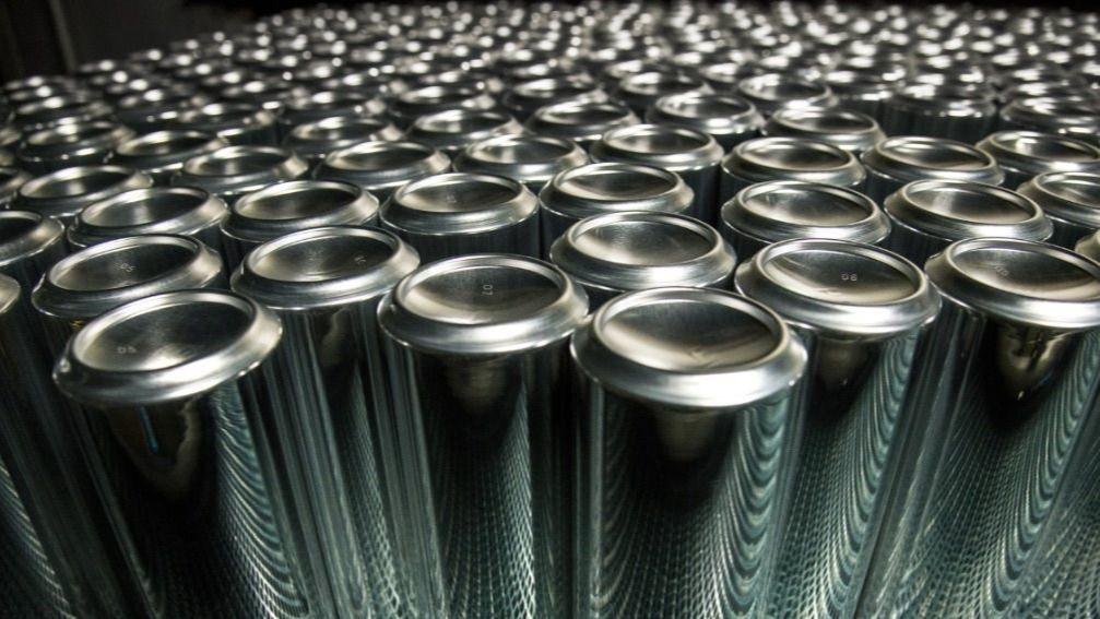 Fabrica de latas de aluminio para bebidas de Ball