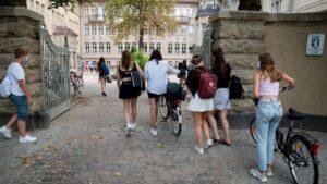 Reapertura de centros educativos en Alemania